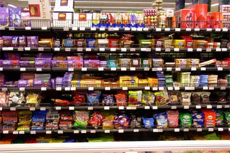 low-sugar-foods-supermarket